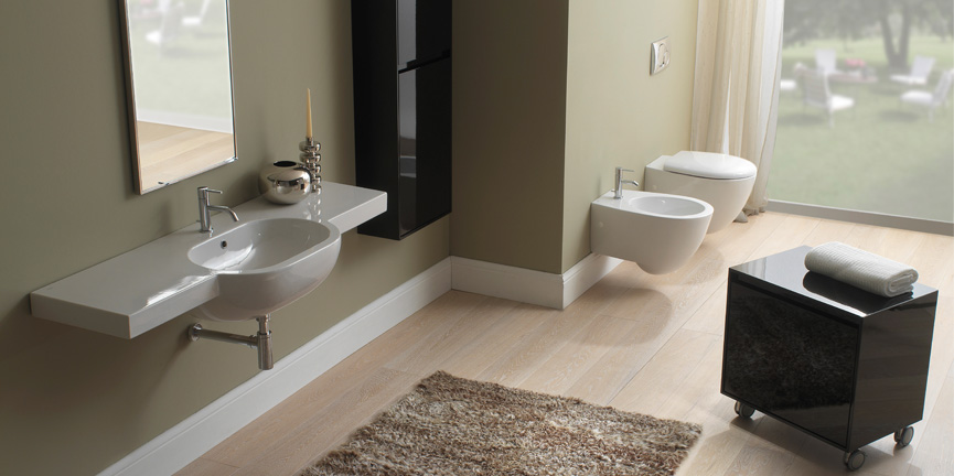Seven design latina blog archive sanitari e lavabi for Arredo bagno latina