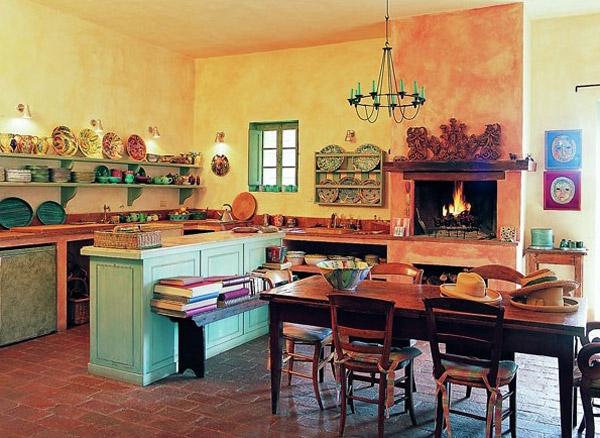 cotto cucina interno