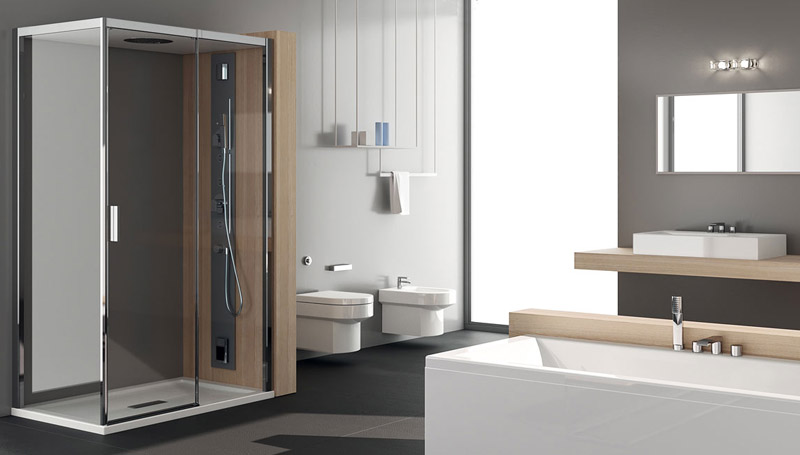 Seven design latina blog archive showers e welness - Arredo bagno latina ...
